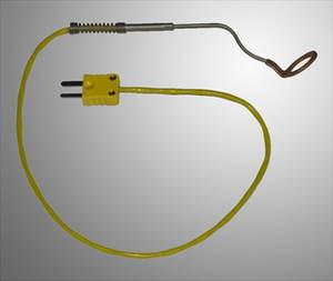 Bougie temperatuur sensor 10mm + 2 pin platte connector