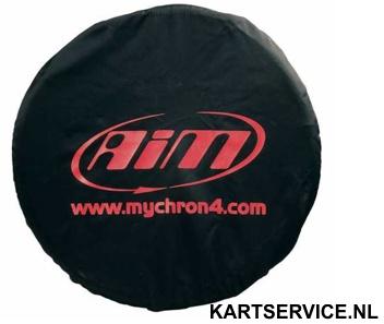 Beschermhoes voor stuur met logo MyChron 4