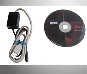Download set voor My-chron 3 standaard (kabel en software)