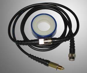 Alfano sensor voor water temperatuur