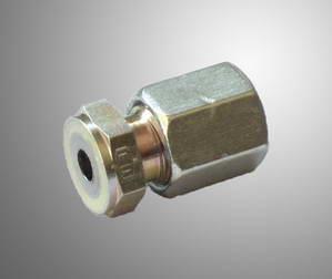 Alfano adaptor voor uitlaat gas sensor M8