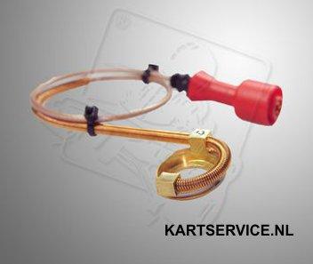Alfano bougie temperatuur sensor ADM 14mm