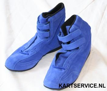 Blauwe schoenen merk XXX