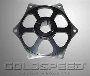 Tandwielsupport 25 mm zwart GS