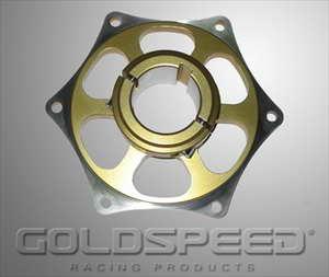 Tandwielsupport 40 mm goud GS
