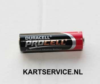 Duracell AA batterij (LR06)