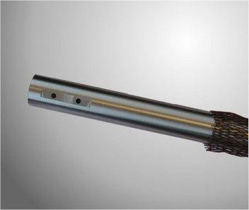 Vamec achteras 50 mm x 1040mm - oranje (extra soft)