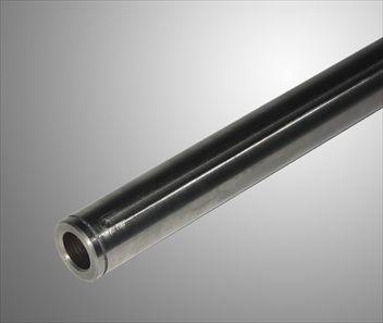 Achteras 30 mm x 960 mm hol / 8 mm spie