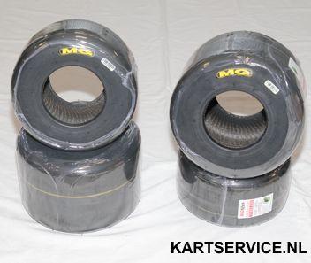 MG FZ set banden 4.6/7.1 (medium/GEEL)