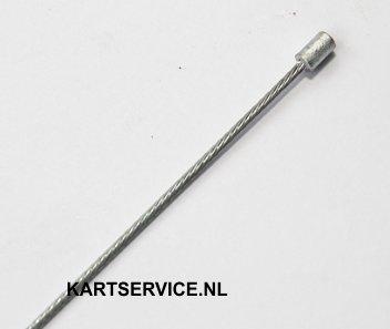 Gaskabel 1.5mm / 200cm