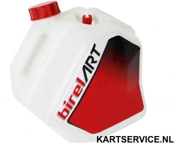 Tank voor BIREL karts KF en KZ (zonder stickers)