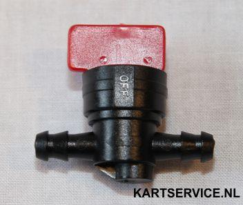 Benzinekraan (kunststof)