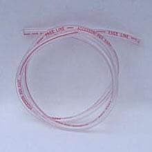 Benzineslang 6 x 9 mm wit Freeline 10 meter