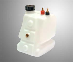 Tank cpl. 3.5 liter verwisselbaar