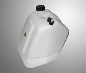 Tank cpl. 9.0 liter met snelsluiting