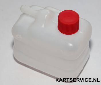 Ontluchtingspotje 1/4 liter voor benzinetank (overloop) RD