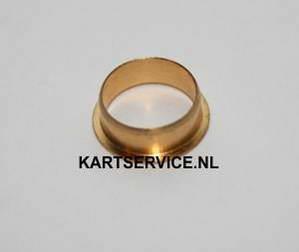 Dellorto VHSH messing ring voor veer gasschuif