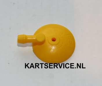 Plastic deksel voor IBEA carburateur