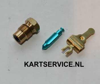 Inloopventiel set IBEA (inloop ventiel, naald, hevel)