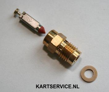 Dellorto VHSH/VHSB naald ventiel 250