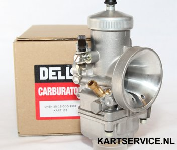 Dellorto carburateur VHSH30mm (ICC)