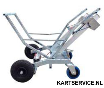 Dalmi Fox Kartlift aluminium (elektrisch bediend)