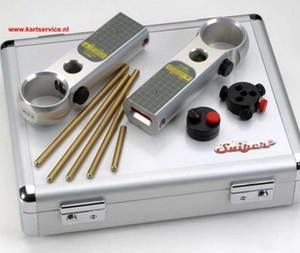 Sniper B2 uitlijn systeem (in aluminium box)