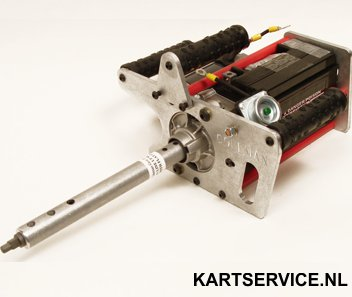 Starter voor motor met koppeling compleet in doos