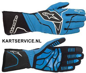 Alpinestars handschoenen Tech 1-KX antreciet/zwart/rood