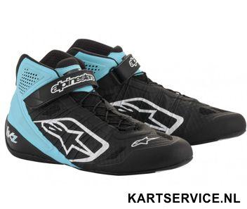 Alpinestars schoenen Tech 1-KX zwart/rood