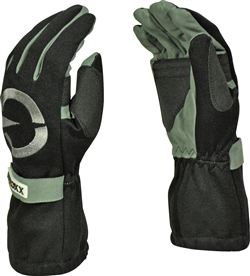 Arroxx handschoenen kleur zwart