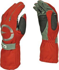 Arroxx handschoenen kleur rood