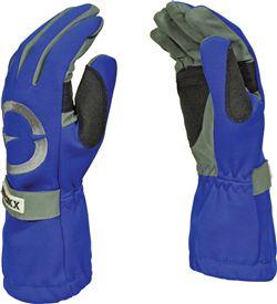 Arroxx handschoenen kleur blauw