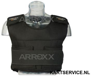 Arroxx bodyprotector zwart