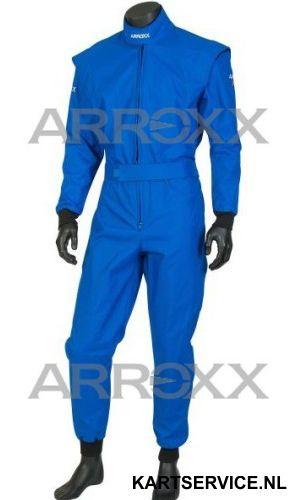 Arroxx Overall Cordura Level 2 Xbase Monocolor Blauw