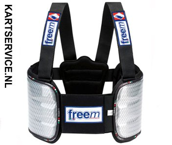 Freem ribbeschermer FLASH maten S1 - M2 - L3