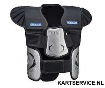 Sparco SPK-7 body/ribbeschermer