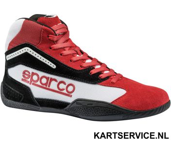 Sparco schoenen Gamma KB-4 ROOD