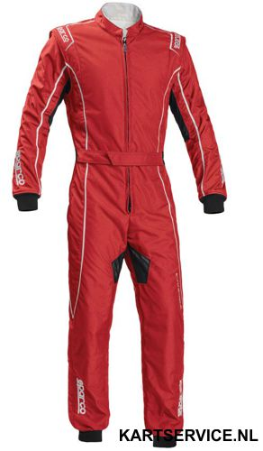 Sparco Groove KS-3 ROOD overall