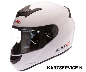 Helm LS2  wit