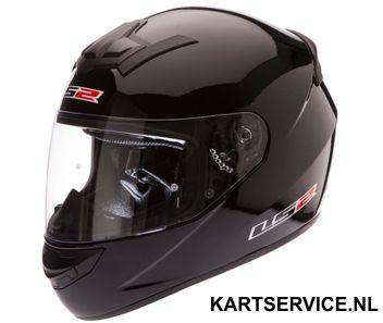 Helm LS2  zwart