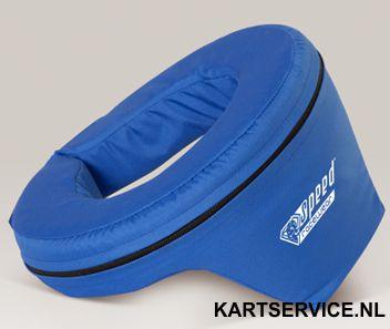 Nekbeschermer Speed blauw