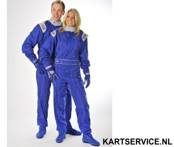 Overall Level 2 merk Speed Blauw