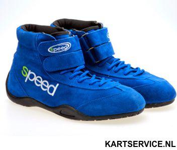 Schoenen merk Speed blauw