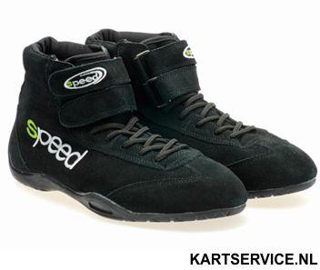 Schoenen merk Speed zwart