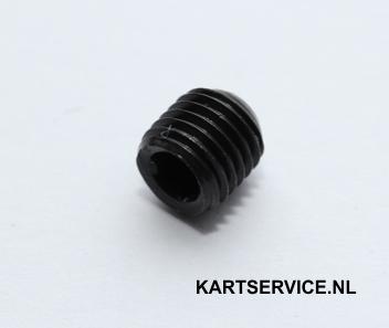 Inbusboutje voor 25 mm en 30mm achteraslager (M6x1.0)