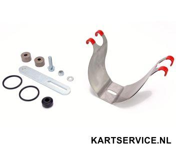 Luchtfilter steun voor KG POWER
