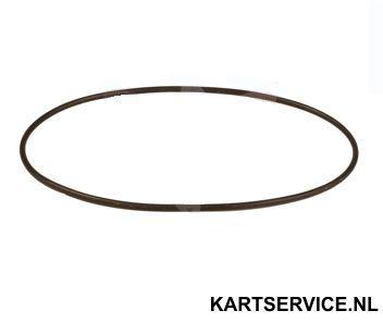 O-ring voor luchtfiltersteun en regenkap (158x3,5mm)