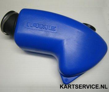 Luchtfilter voor 60cc IAME mini motor