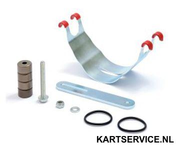 Luchtfilter steun voor KG NITRO